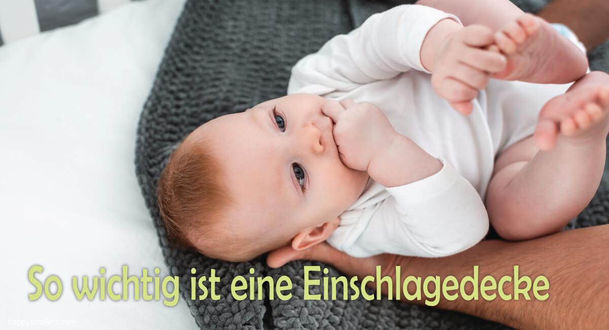 Maxi Cosi Einschlagdecke: So wichtig ist die Decke für Ihr Baby