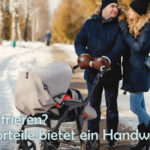 kinderwagen handwaermer