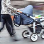 Kinderwagen richtige Räder