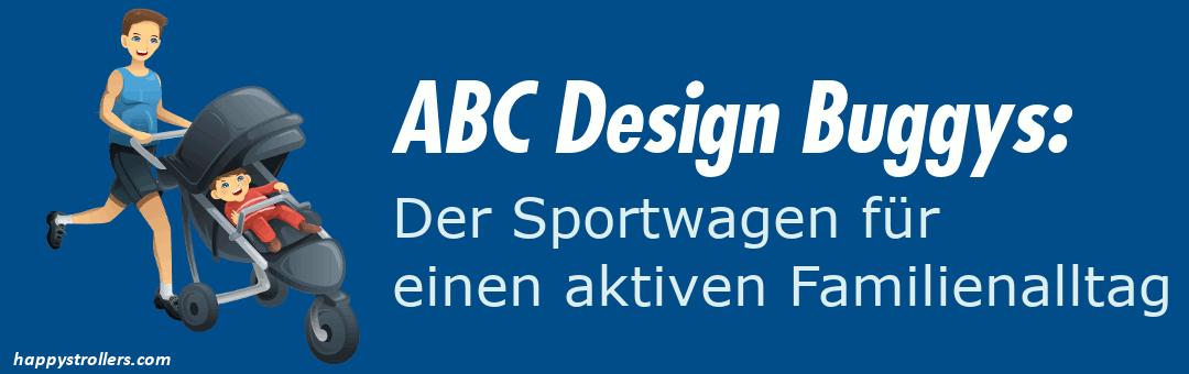 ABC Kinderwagen Buggy