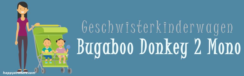 Bugaboo Donkey 2 Mono