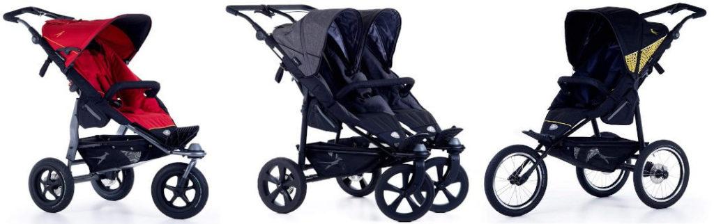 Kinderwagen TFK