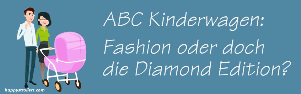 ABC Kinderwagen